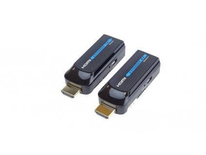 PremiumCord HDMI FULL HD extender na 50m přes jeden kabel Cat6