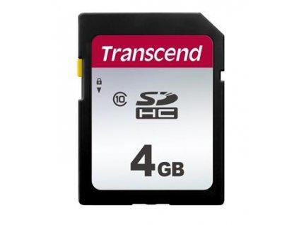 Transcend SDHC 300S 4GB
