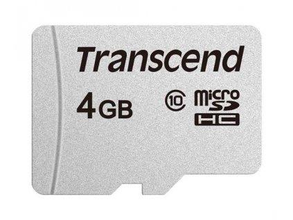 Transcend microSDHC 300S 4GB