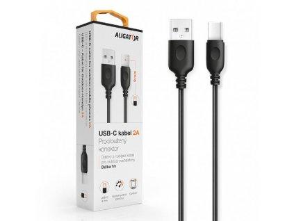 Datový kabel ALIGATOR DKAC82BK