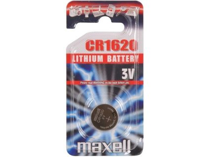 Maxell Lithium CR1620 3V 1ks