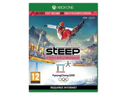 Xbox One - Steep Winter Games Edition