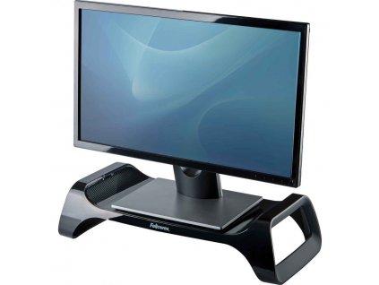 Fellowes I-Spire Black - Stojan pod monitor