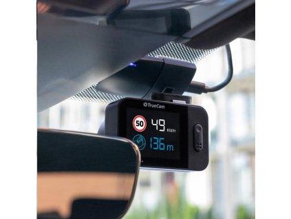 TrueCam GPS pro M5 s detekcí radarů