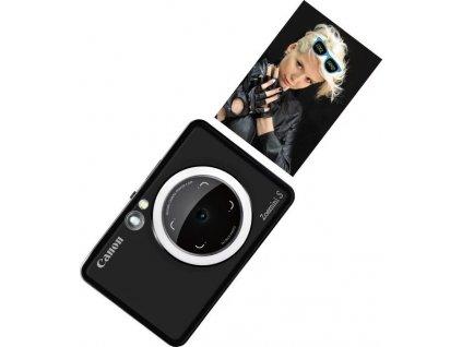 CANON Zoemini S instantní fotoaparát - matně černá