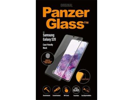 PanzerGlass Premium pro Samsung Galaxy S20 černé (FingerPrint)