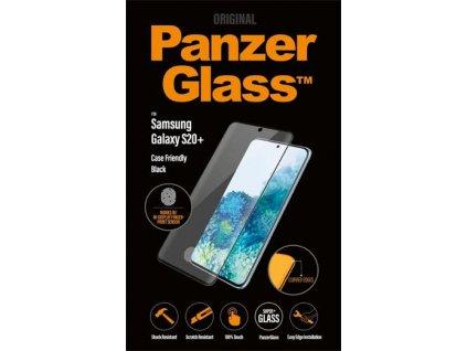 PanzerGlass Premium pro Samsung Galaxy S20 Plus černé (FingerPrint)