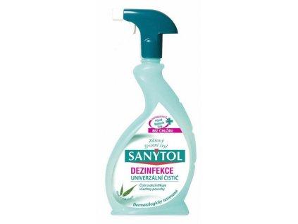 Sanytol dezinfekce univerzální čistič Eukalyptus 500ml