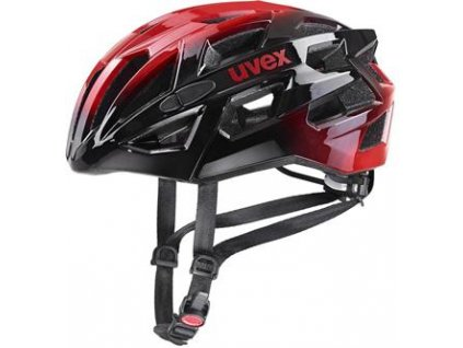 UVEX Race 7 black/red (51-55cm)