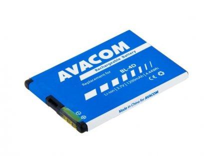 AVACOM Baterie do mobilu Nokia E7, N8 Li-Ion 3,7V 1200mAh (náhrada za BL-4D)