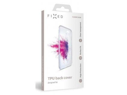 TPU gelové pouzdro FIXED pro Huawei P40 Pro, čiré