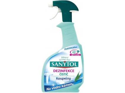 Sanytol dezinfekce čistič koupelny 500ml