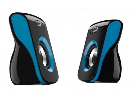 Genius SP-Q180 černo-modré