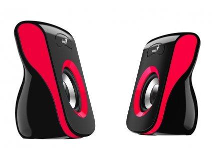 Genius SP-Q180 černo-červené