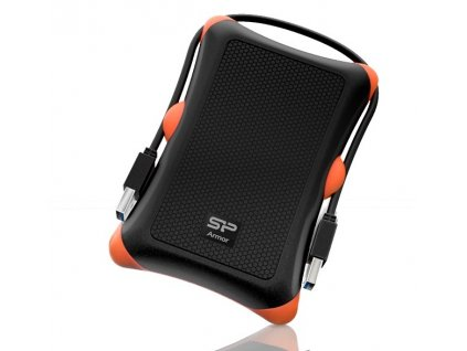 Silicon Power Armor A30 1TB, oranžovo-černý