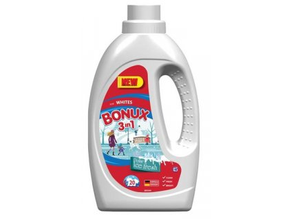 Bonux prací gel White Polar Ice Fresh 20 PD/1,1L