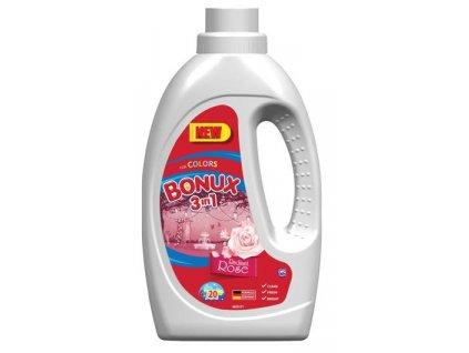 Bonux prací gel Color Radiant Rose 20 PD/1,1L