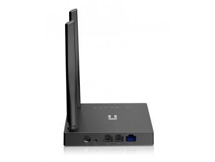 Netis N4 WiFi Router, AC1200, 2x 5dBi fixní anténa