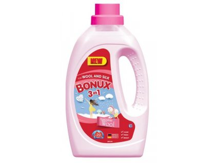 Bonux prací gel Specials Australian Wool Oil 20 PD/1,1L