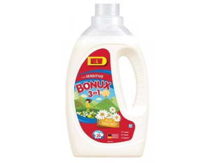 Bonux prací gel Specials Soft Chammolime 20 PD/1,1L
