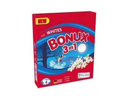 Bonux prací prášek White Lilac 4 PD/0,3kg