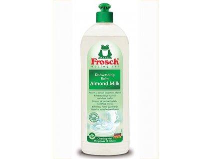 Frosch Balzám na mytí nádobí mandlové mléko (EKO, 750ml)
