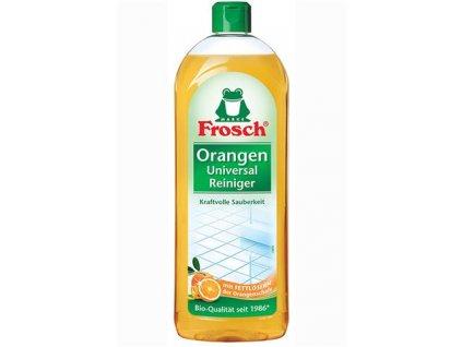 Frosch EKO Univerzální čistič Pomeranč (750ml)
