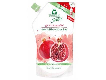 Frosch EKO Sprchový gel Granátové jablko - náhradní náplň (500ml)
