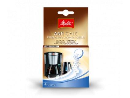 Melitta ANTI CALC Odvápňovač pro kávovary a rychlovarné konvice v tabletách