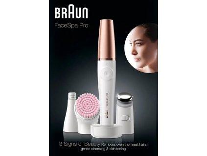 Braun FaceSpa Pro 912