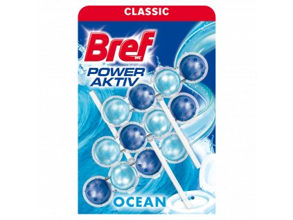 Bref WC blok Power Active Ocean 3x50g