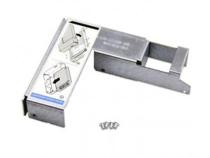"""DELL Box na disk Dell z rámečku 3,5"""" na 2,5"""" SATA/SAS"""