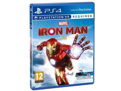 PS4 VR - Marvel's Iron Man