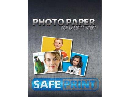 Fotopapír pro laserové tiskárny (A4) leský 200g/m2 20 listů