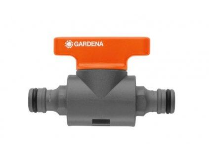 GARDENA 2976-20 Spojka s regulačním ventilem