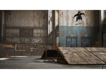 PS4 - Tony Hawk´s Pro Skater 1+2