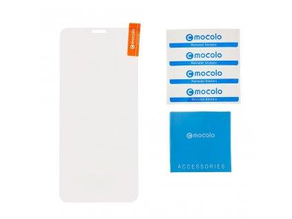 Mocolo 2.5D Tvrzené Sklo pro Samsung Galaxy A51 A515F - Clear - průhledný