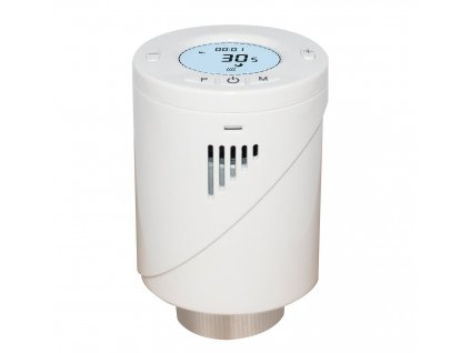 Immax NEO Smart Termostatická hlavice Zigbee
