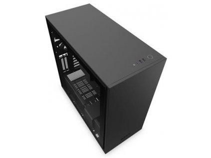 NZXT H710i, matná černá
