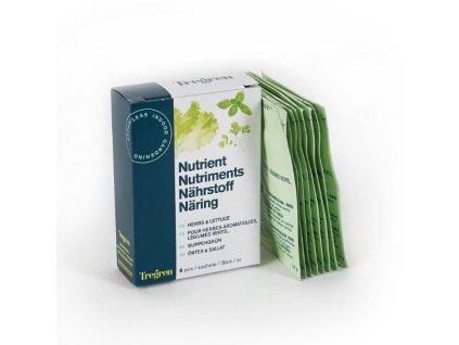 Tregren živiny, 8 sáčků (pro bylinky, saláty)
