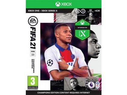 Xbox One - FIFA 21 Champions Edition