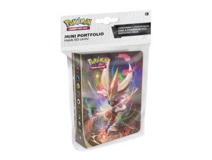 Pokémon TCG: SWSH02 Rebel Clash Mini Album