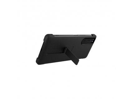 SONY XQZ-CBAT Style Stand Cover Xperia 1 II Black