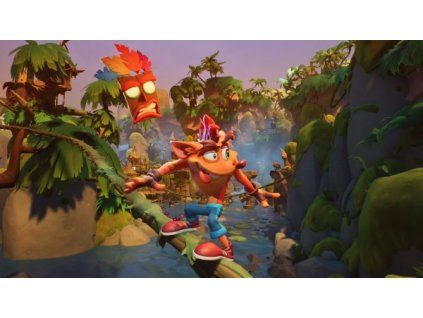 PS4 - Crash Bandicoot 4: It's About Time