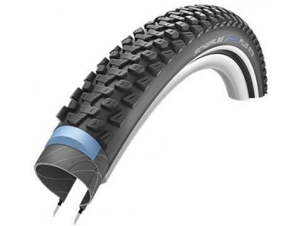 Schwalbe Marathon Plus MTB 26x2.1 SmartGuard černá+reflexní pruh