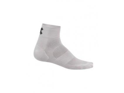 Kalas ponožky nízké RIDE ON Z bílé/šedé 37-39
