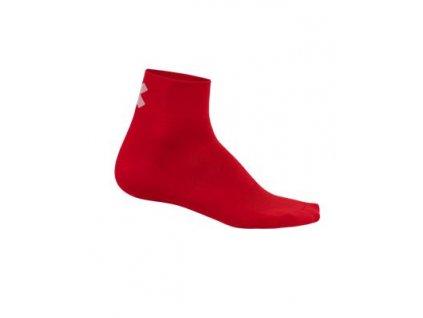 Kalas ponožky nízké RIDE ON Z červené 43-45