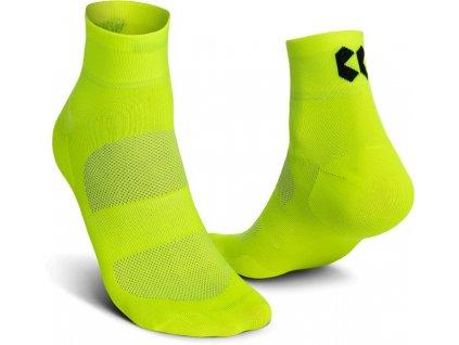 Kalas ponožky nízké RIDE ON Z fluo 43-45