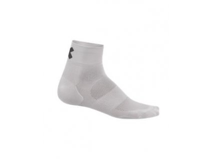 Kalas ponožky nízké RIDE ON Z bílé/šedé 46-48
