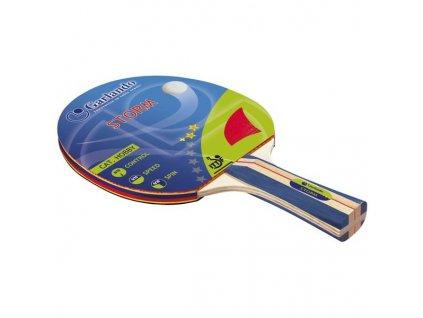 Garlando Pálka Storm na stolní tenis, kategorie: Hobby, hvězdiček: 2+, schváleno ITTF